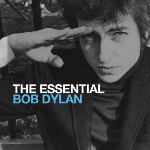 The Essential Bob Dylan artwork