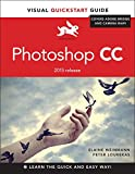 img - for Photoshop CC: Visual QuickStart Guide (2015 release) book / textbook / text book