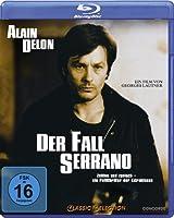 Der Fall Serrano (Blu-Ray) [Import allemand]