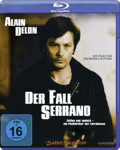 Der Fall Serrano [Blu-ray]