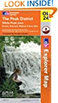 The Peak District (OS Explorer Map):...