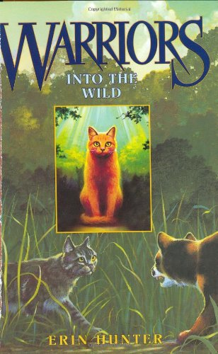 Book review for warriors into the wild