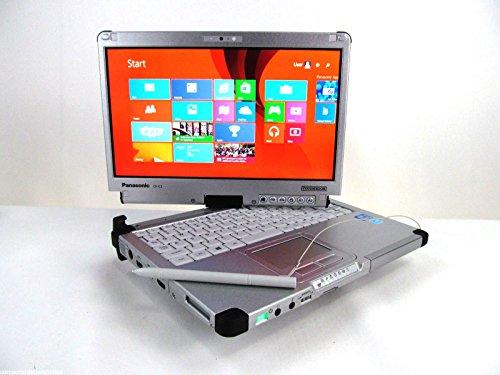Panasonic Toughbook CF-C2 ACAMXLM 1.80GHz CORE i5 [3427U] 8GB 120GB SSD W8PRO64 HDMI WEBCAM STYLUS WWAN Affect-SCREEN BLUETOOTH 4.0 WIFI