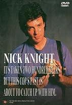 Nick Knight by Farhad Mann