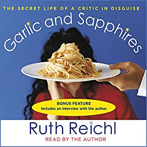 Garlic and Sapphires Hörbuch