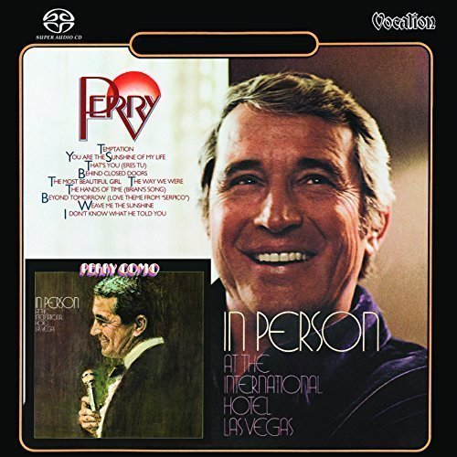 Perry Como - Perry & In Person at the International Hotel Las Vegas (Hotel International compare prices)