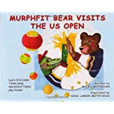Murphfit Bear Visits The US OPEN