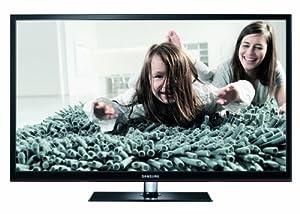 Samsung PS51D490A1WXZG 129 cm (51 Zoll) 3D-Plasma-Fernseher (HD, DVB-C/-T, CI+) schwarz