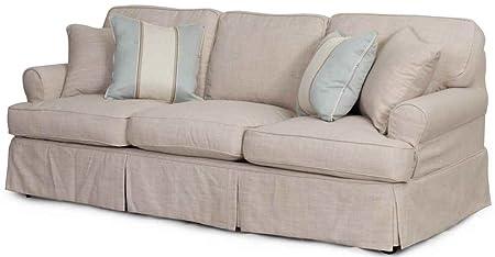 Horizon Sofa - Slip Cover Set Only - Linen