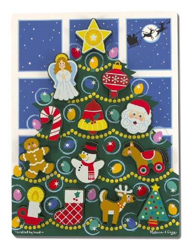 melissa-doug-holiday-christmas-tree-wooden-chunky-puzzle-13-pcs