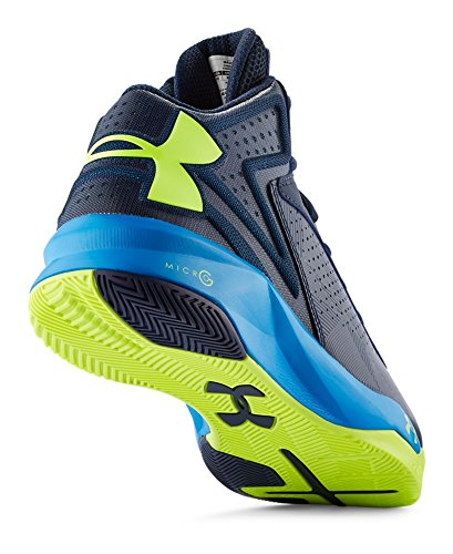 watch 8e0b7 b1561 Under Armour Men's UA Micro G® Torch Basketball Shoes 8 Academy | $94.99 -  Buy today!
