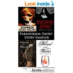 Paranormal Short Story Sampler
