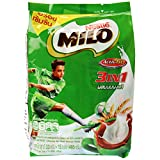 Milo Chocolate Malt Flavoured Mixed Beverage Activ B 3in1 35g.(Pack 15)