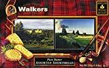 Walkers Shortbread Assorted Selection, 8.8-oz. Gleneagles Golf Boxes (Count of 2)
