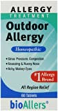 Bioallers Outdoor Allergy, 60-Count