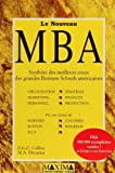 img - for Le Nouveau MBA : synth se des meilleurs cours des grandes Business Schools am ricaines book / textbook / text book
