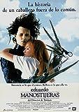 Eduardo manostijeras [Blu-ray]
