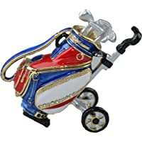 Arora Designs Golf Bag Jeweled Box Set