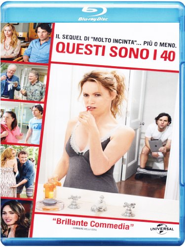 Questi sono i 40 [Blu-ray] [IT Import]