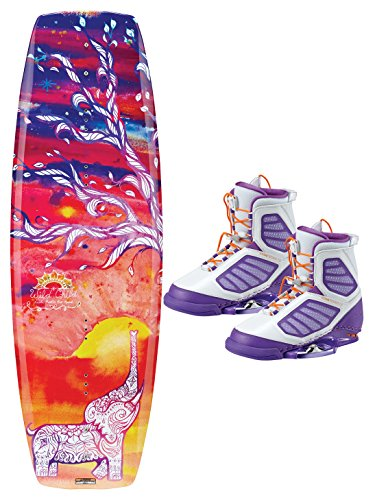 CWB 2015 Wild Child Women's Wakeboard