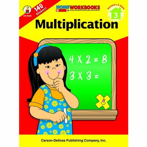 Multiplication Grade 3 - 1