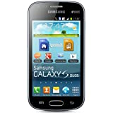 Samsung GT-S7562-BK Galaxy S Duos Android Smartphone with Dual SIM, 5MP Camera, A-GPS support and LED Flash -... by Samsung