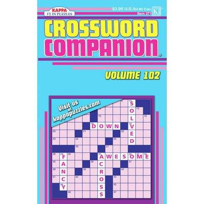 Crossword Companion Puzzle Book [Set of 3] - 1