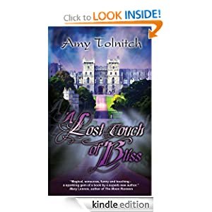 A Lost Touch of Bliss: Book One in the Lost Touch Series