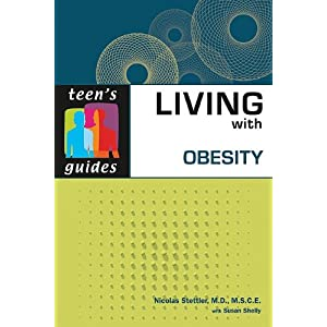 Living with Obesity (Teen's Guides) [Paperback]
