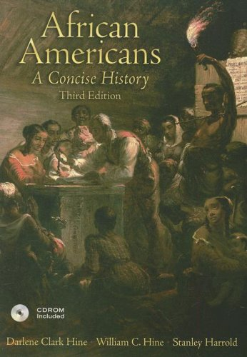 African Americans: A Concise History, 3rd Edition