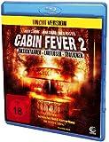 Cabin Fever 2 (Uncut) [Blu-ray]