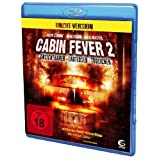"Cabin Fever 2 (Uncut) [Blu-ray]von ""Eli Roth"""