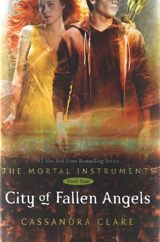 Cover of City of Fallen Angels (Mortal Instruments, Book 4)