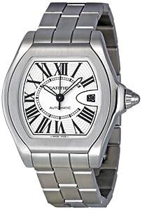 Cartier Men's W6206017 Roadster Watch by Cartier