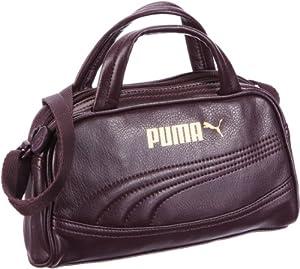 PUMA Damen Handtasche Sister Small Shoulder, italian plum, UA, 1.5 liters, 070764 02