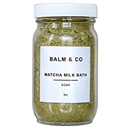 Balm & Co. Matcha Milk Bath