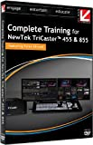 Class on Demand: Complete Training for NewTek TriCaster 455 and 855 Educational Training Tutorial DVD-ROM