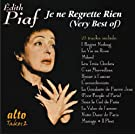 The Very Best Of Edith Piaf - Je Ne Regrette Rien