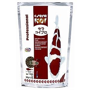 Sera koi professional nourriture sp cial couleurs pour for Nourriture pour carpe koi