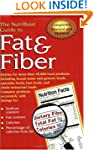Nutribase Guide To Fat And Fiber