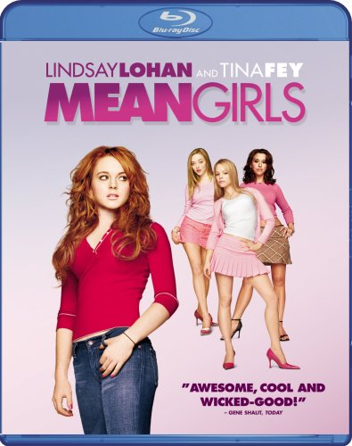 Cover art for  Mean Girls [Blu-ray]