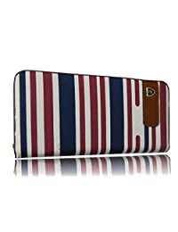 Sn Louis Canvas Multicolor Women Wallet 661