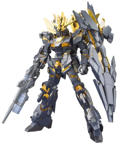 Bandai Hobby HGUC #175 02 Banshee Norn Unicorn Gundam Model Kit (1/144 Scale) (Unicorn Ship Model compare prices)