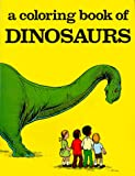 img - for Coloring Book of Dinosaurs book / textbook / text book
