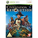 Sid Meier's Civilization: Revolution (Xbox 360)by Take 2 Interactive