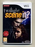 Twilight Scene It Nintendo Wii Game European Covers English Game PAL