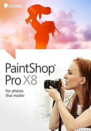 PaintShop Pro X8 [Download]