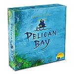 Pelican Bay: Taktisches Legespiel für die Familie, bei der eine stimmungsvolle Südseelandschaft entsteht