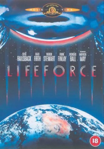 Lifeforce [1985] [DVD]
