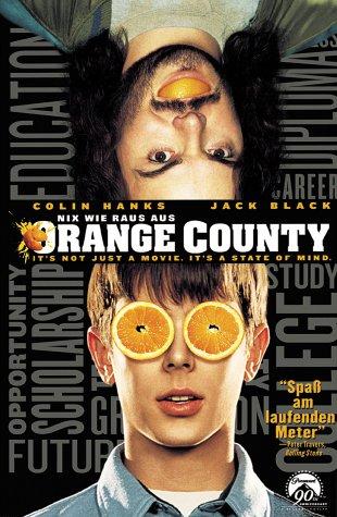 Nix wie raus aus Orange County [VHS]